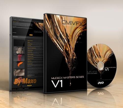 cmivfx - Mudbox Master Volume 1