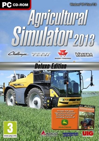 Agricultural Simulator 2013 (2012/ENG)