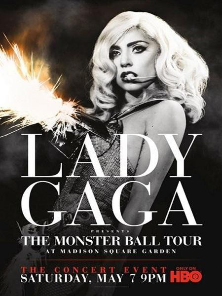 Lady Gaga Presents: The Monster Ball Tour at Madison Square Garden (2011) DVD5