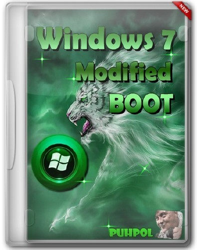 Windows 7 SP1 Modified Boot 2012 by Puhpol