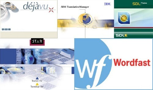 Подборка программ для переводчиков: Atril Deja Vu X, Wordfast, IBM Translation Manager, Star Transit