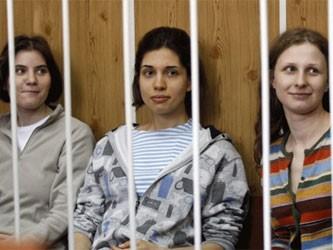 Pussy Riot дали два года колонии
