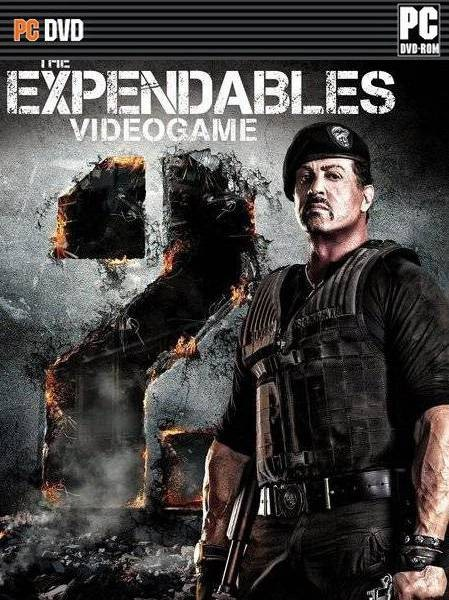 The Expendables 2 Videogame (2012/ENG/MULTI5)