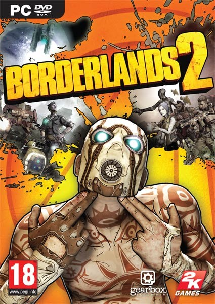 Borderlands 2 v1.2.2 (2012/RUS/ENG/RePack RG Games)