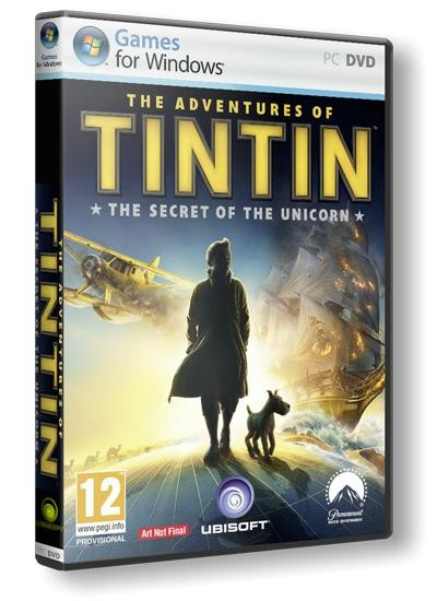 The Adventures of Tintin: Secret of the Unicorn (2011/ENG)