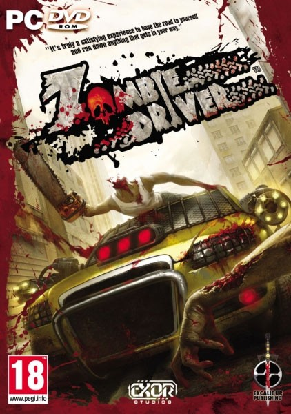 Zombie Driver HD (2012/MULTi6/Steam-Rip R.G. Игроманы)