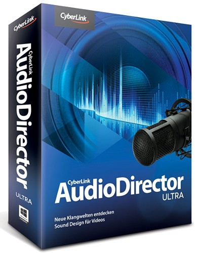 CyberLink AudioDirector Ultra 3.0.2030 Multilingual