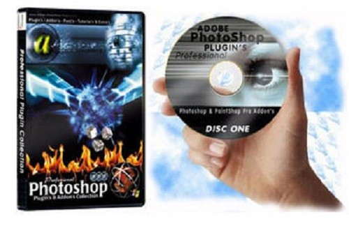 Adobe Photoshop Plugins Collection x86/x64 ISO 2011