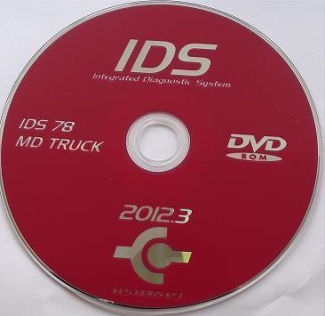 Ford IDS VCM v78 (03.2012)