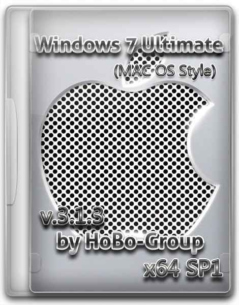 Windows 7 Ultimate x64 SP1 by HoBo-Group v.3.1.3(2011/RUS)