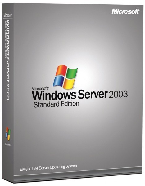 Windows Server 2003 R2 Standard OEM SP1 (2011/RUS)