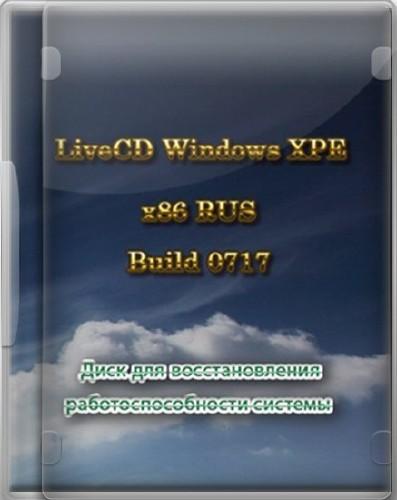 LiveCD Windows XPE 2010 x86 RUS (Update 17.07.2011)