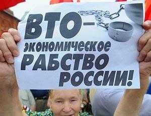 Россия в ВТО ввяжется в большую экономическую войну