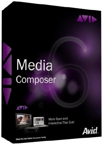Avid Media Composer 6.0.1.1 Мультиязычный