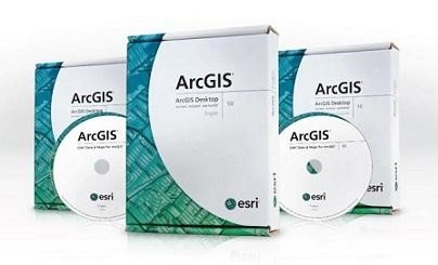 ESRI ArGIS Desktop 10.1 + RC License Manager