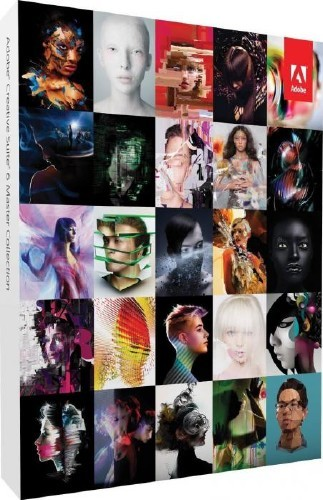 Adobe CS6 Master Collection Update by m0nkrus (2012|RUS|ENG)