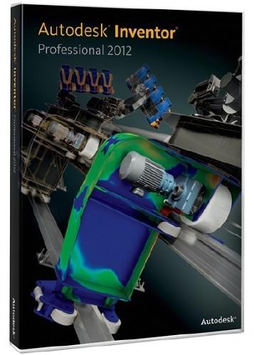 Autodesk Inventor Professional 2012 SP2 x86/x64 (Eng/Rus) ISZ