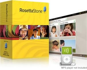 Rosetta Stone German (Level 1-5)