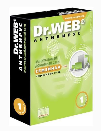 Dr web antivirus.