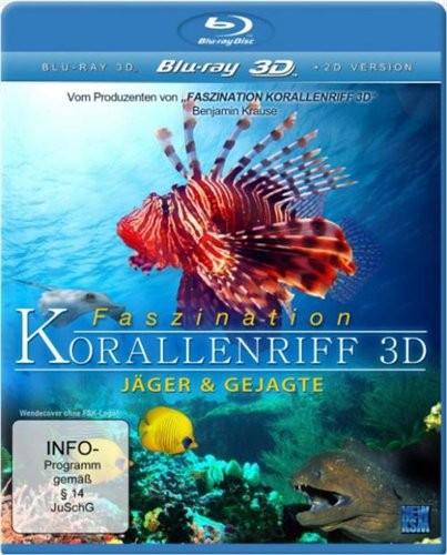 Коралловый риф - Том 3 / Faszination Korallenriff 3D - Vol. 3  (2011) BDRip 1080p | 3D-Video