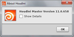 Houdini Master 11.0.658 - программа для моделирования