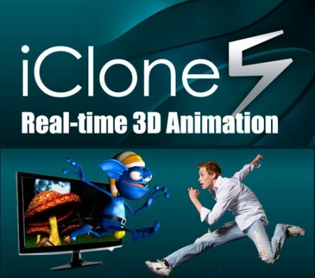 Reallusion iClone 5.2 Pro with Resource Pack