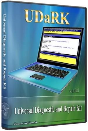 Универсальный загрузочный диск UDaRK v.1.0.2