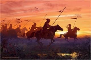 Казаки Дона двинулись в поход на выходцев с Кавказа
