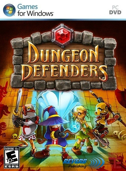 Dungeon Defenders + 31 DLC (2012/ENG/Multi5/RePack Dr.Rivan & Sp.One)