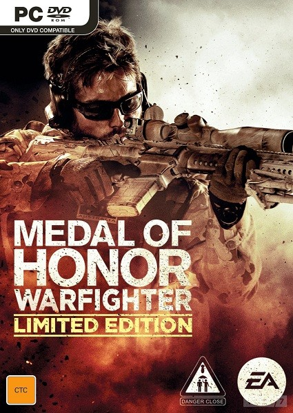 Medal of Honor Warfighter: Limited Edition (2012/RUS/ENG/MULTI7)