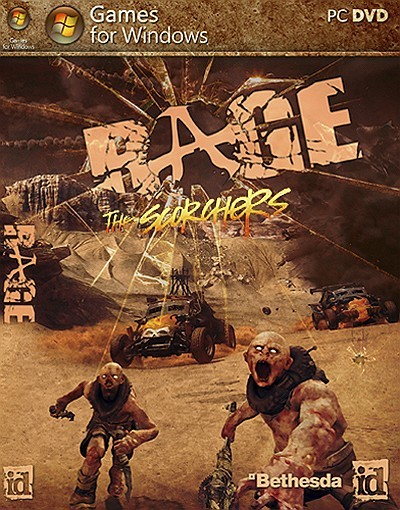 Rage: The Scorchers (2012/RUS/ENG/MULTI9/Add-on)
