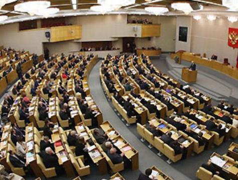 Госдума решила запретить американцам усыновлять детей из России с 1 января 2013 года