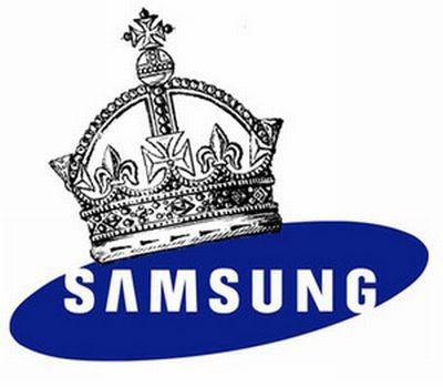 Samsung назван крупнейшим производителем сотовых аппаратов
