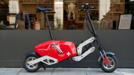 Уникальный велосипед с электромотором дебютирует в 2013