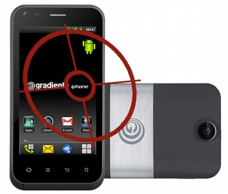 В Бразилии выпустили iPhone на базе Android