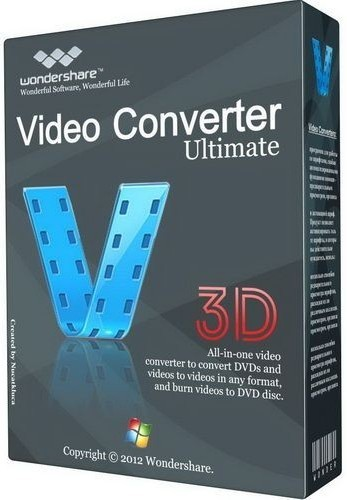Wondershare Video Converter Ultimate 6.0.3.2 (RU/EN)
