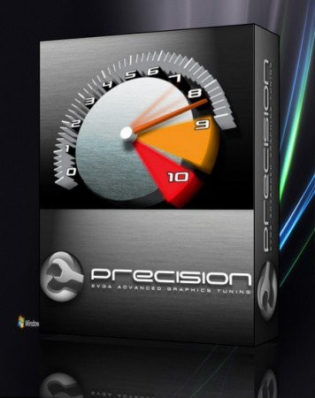 EVGA Precision 2.0.3 (2011/RUS) (Freeware)