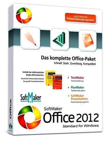 SoftMaker Office Standard 2012 Revision 663