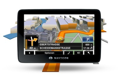 Navigon AG Real City 3D (for Europe Q2/2012 MN7 maps)