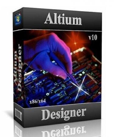 Altium Designer 10.467.22184 x86/x64 ISO Win 2012