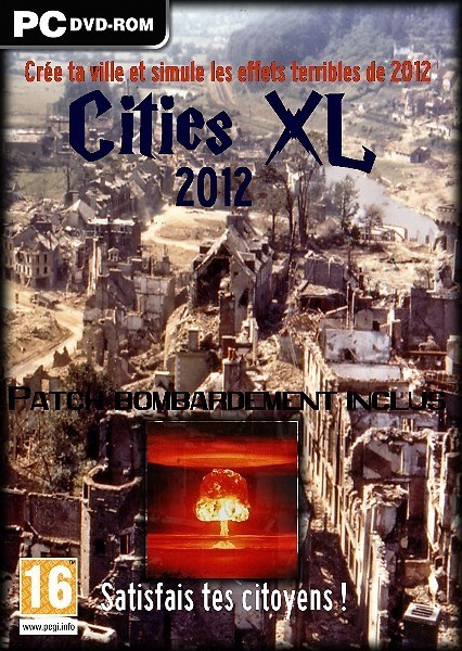 Cities XL 2012 (2011/ENG/MULTI5)