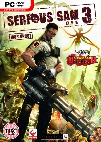 Serious Sam 3 BFE - Seriously Digital Edition (2012/ENG/MULTI4)