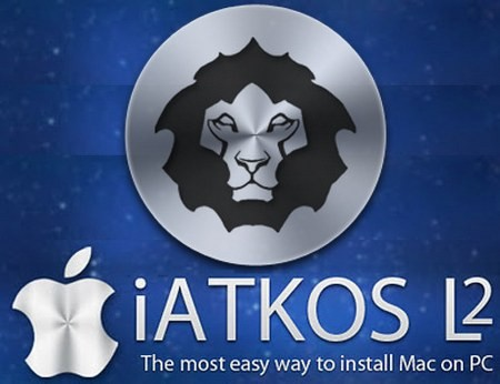 iATKOS L2 - Hackintosh LION 10.7.3 (PC)