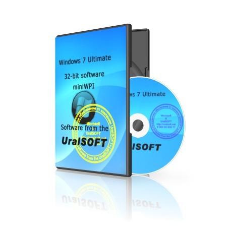 Windows 7x86 Ultimate UralSOFT+miniWPI v.6.12 [2011г.]