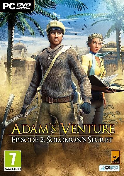 Adam's Venture 2: Solomons Secret (2011/RUS/ENG)
