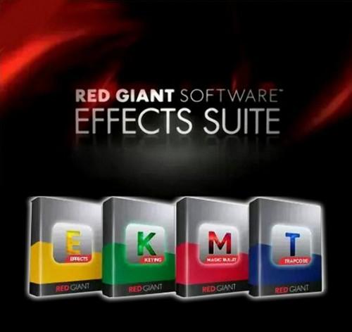 Red Giant Полный пакет 2012 Русский