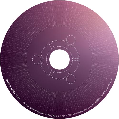 Ubuntu Install Box 11.04