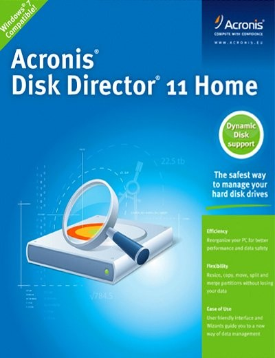 Acronis Disk Director 11.0.2121 Home Rus Portable