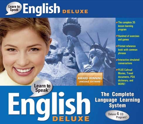 Learn to Speak English 9.0 - Deluxe Edition