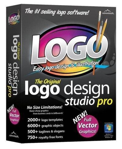 Summitsoft Logo Design Studio Pro Vector Edition v1.5.0 DVD